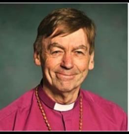 Bishop Philip Huggins